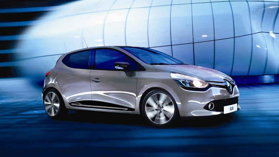 Renault Clio 'Graphite', elegancia vestida de edición limitada