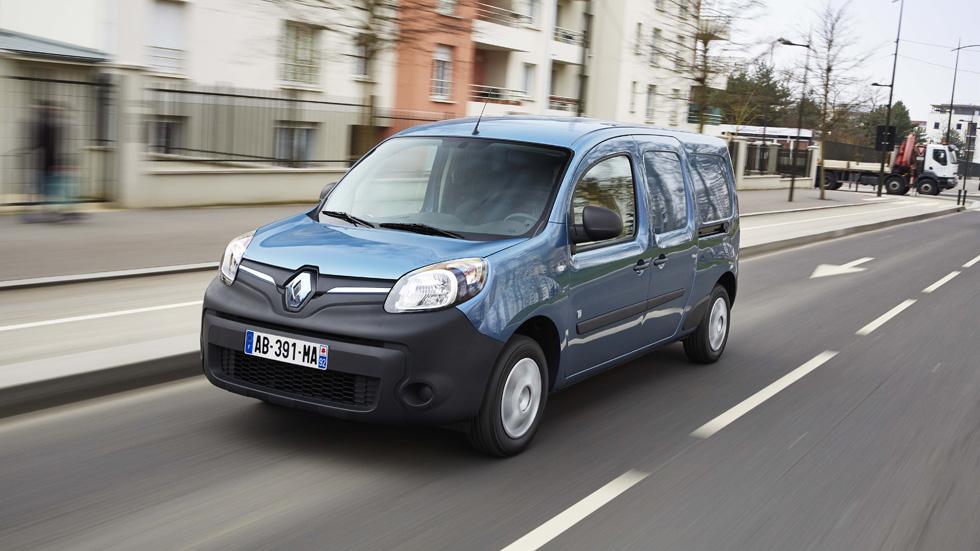 Renault Clio y Kangoo y Mercedes Citan, a revisión