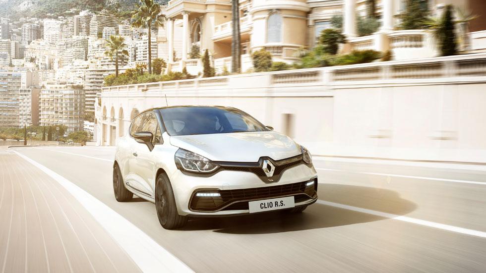 Renault Clio RS Mónaco GP, estética más 'rácing' para el utilitario