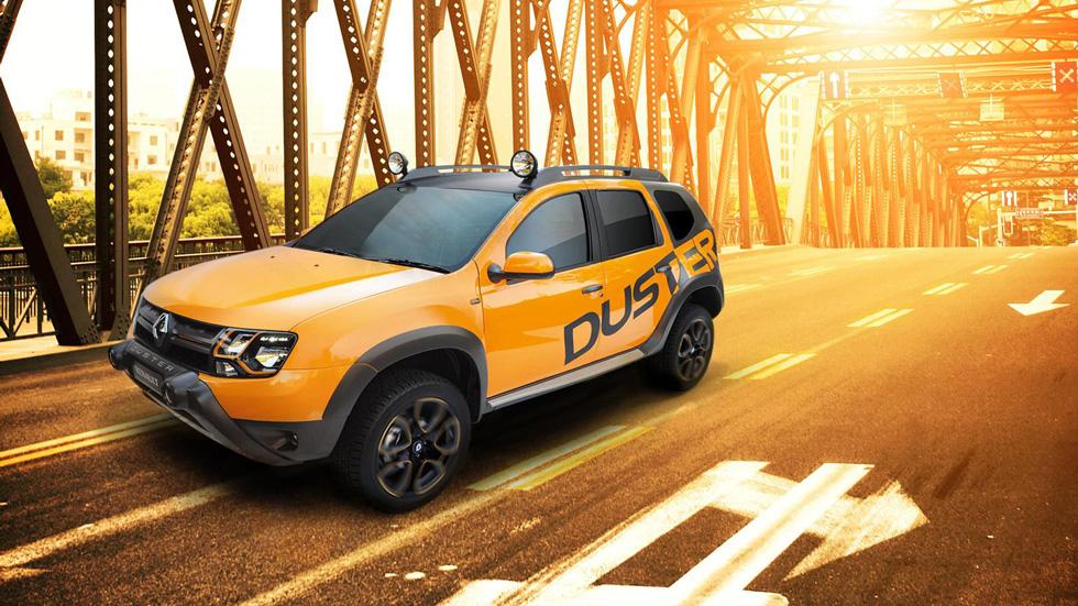 Renault Duster Detour, originalidad low cost