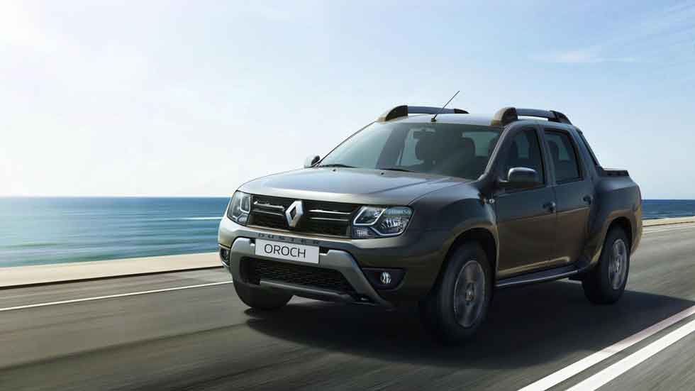 Renault Duster Oroch Avanzadilla Pick Up