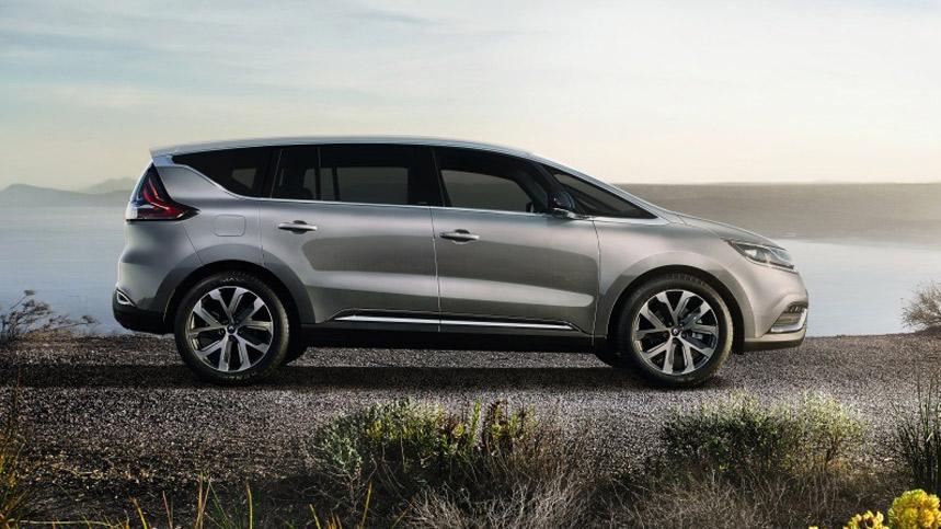 Nuevo Renault Espace, la quinta generación a punto