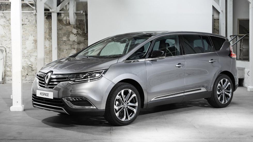Nuevo Renault Espace, desvelados los precios para España