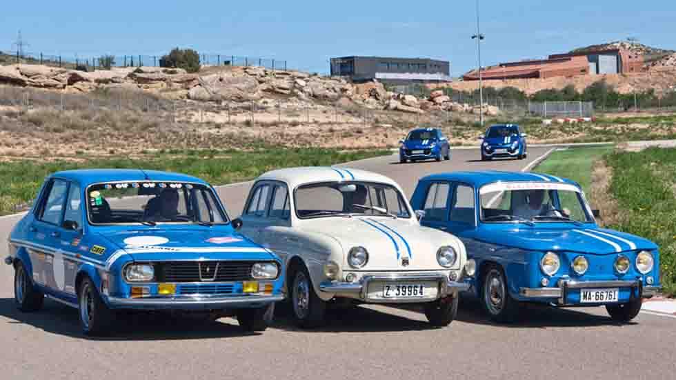 Prueba clásica: Renault Gordini