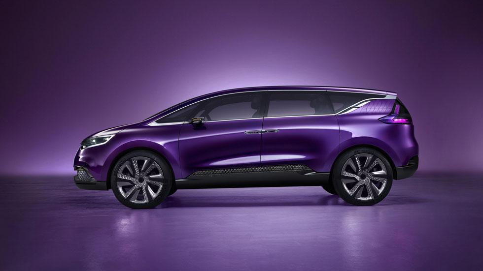Renault Initiale Paris, el sexto elemento