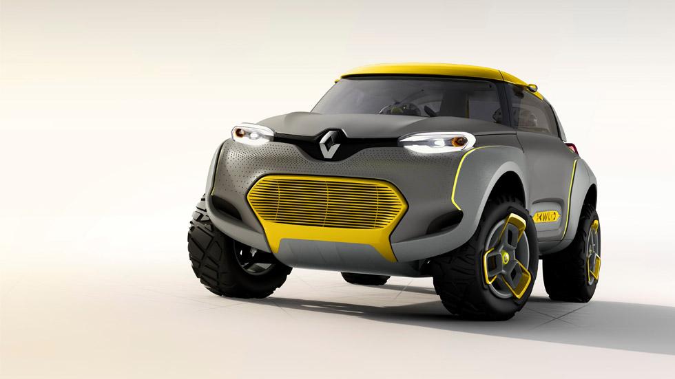 Renault KWID Concept, el SUV del futuro