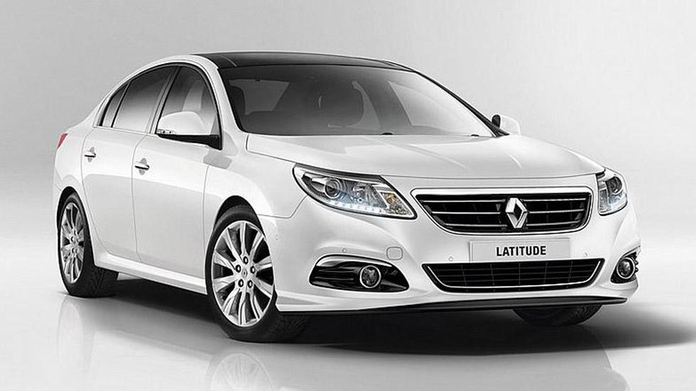 Renault Latitude 2014: nueva imagen más moderna