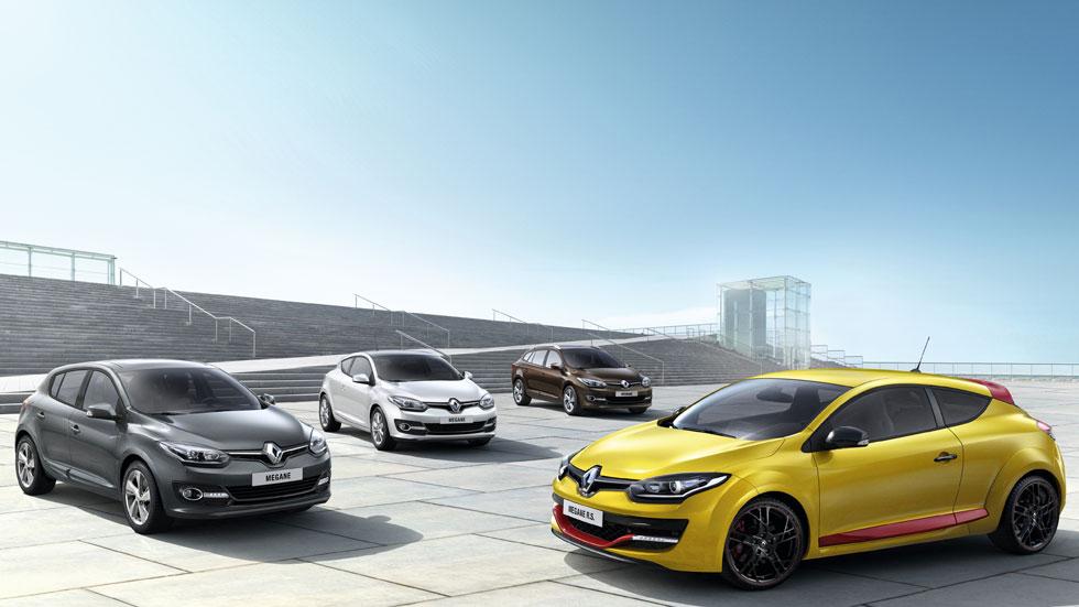 El nuevo Renault Mégane se verá en Frankfurt