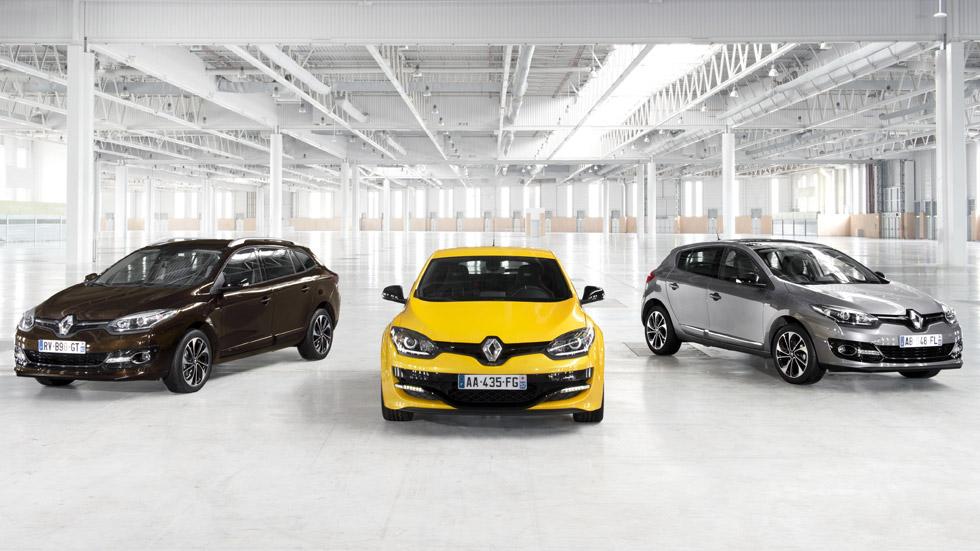 ¿Qué Renault Mégane te interesa comprar?