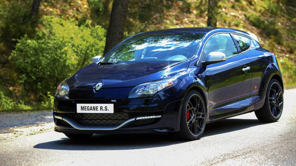 Renault Mégane R.S. Red Bull Racing RB8, con sabor a F-1