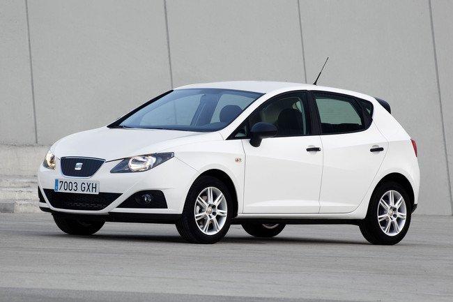 El Renault Mégane y el Seat Ibiza, líderes de ventas