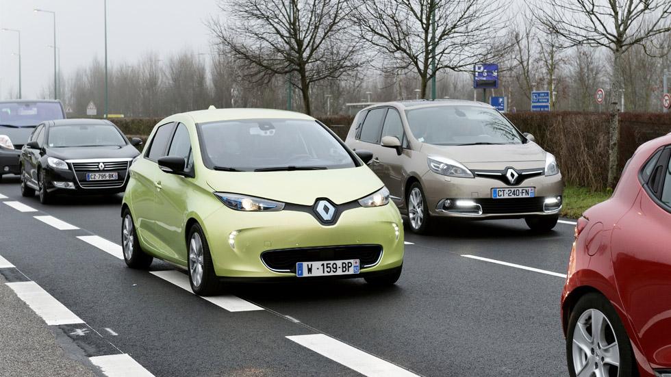 Renault NEXT TWO: el coche autónomo 'de la France'