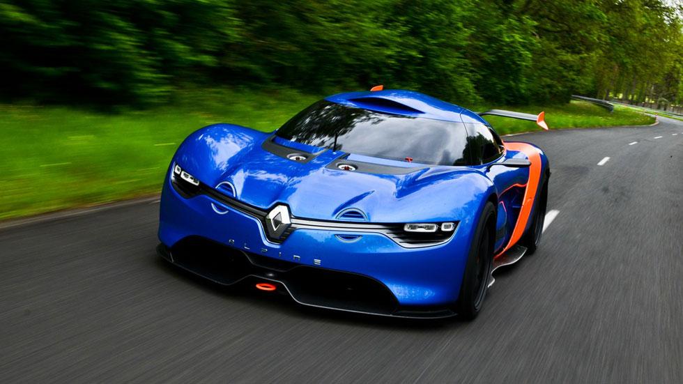Renault se hace con todo Alpine