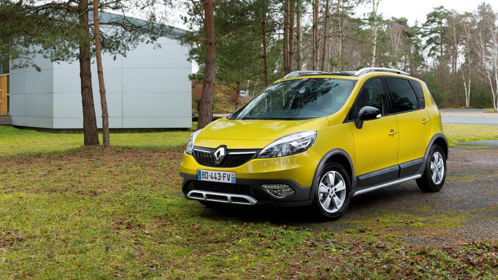 Contacto: Renault Scénic XMod, ¡vámonos al campo!