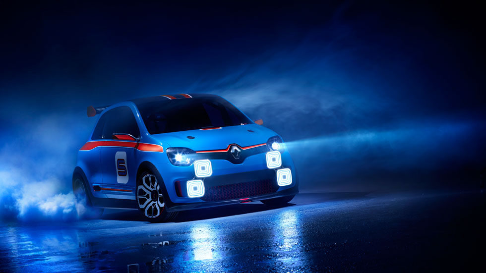 Renault Twin'Run, el espíritu deportivo francés en frasco pequeño