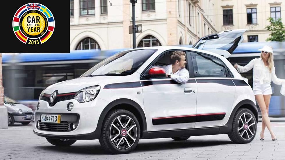 Pros y contras del Renault Twingo, finalista del Car of The Year 2015