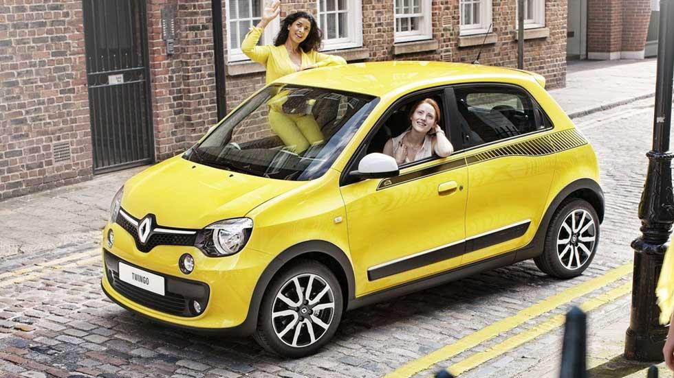 Renault Twingo III, revolución francesa