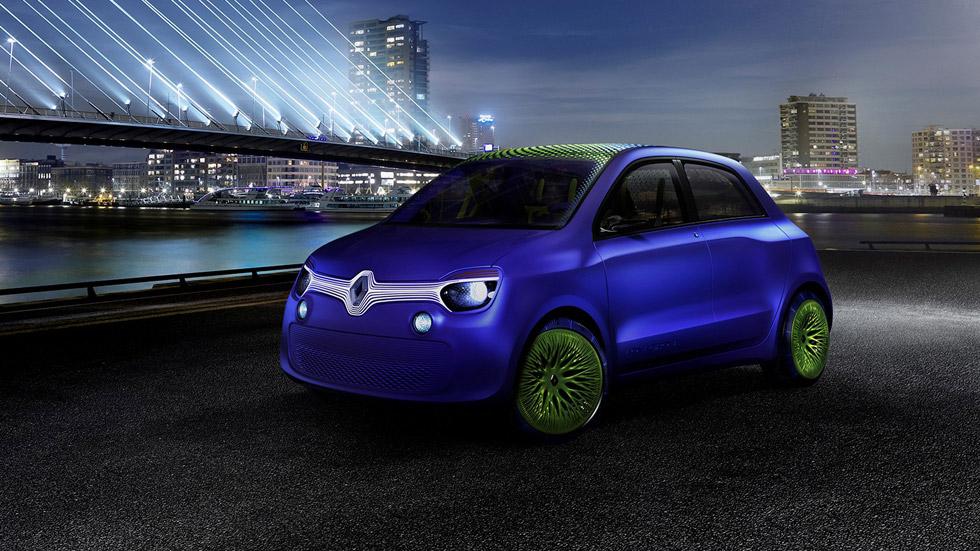 Renault Twin'Z Concept, guiño al pasado con tecnología del futuro
