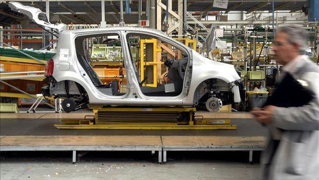 Renault Valladolid fabrica su motor 10 millones
