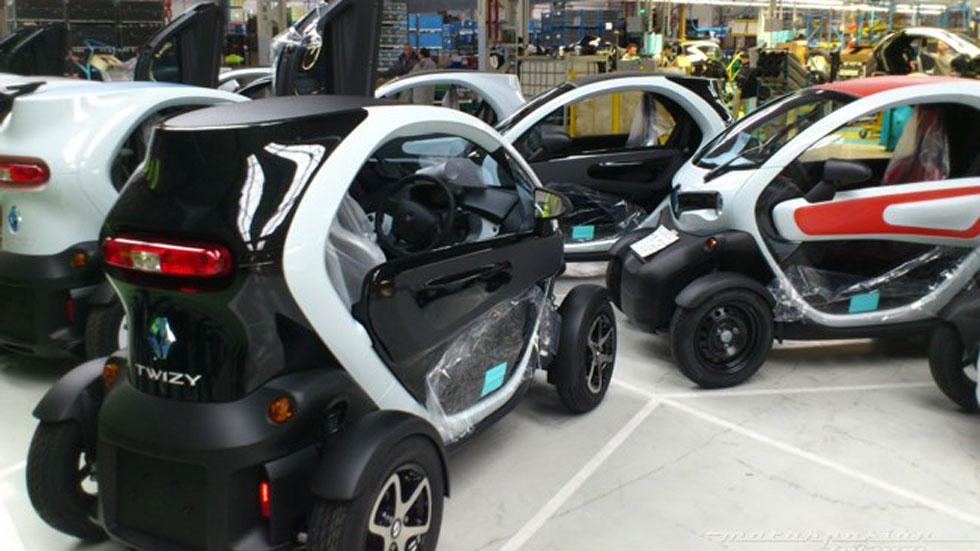 Renault vende 500 coches eléctricos en lo que va de 2014