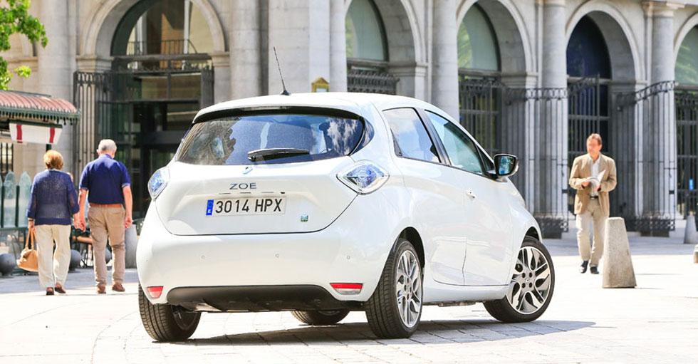 Más autonomía para el Renault Zoe