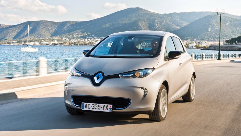 Renault Zoe, nuevo motor con más autonomía eléctrica