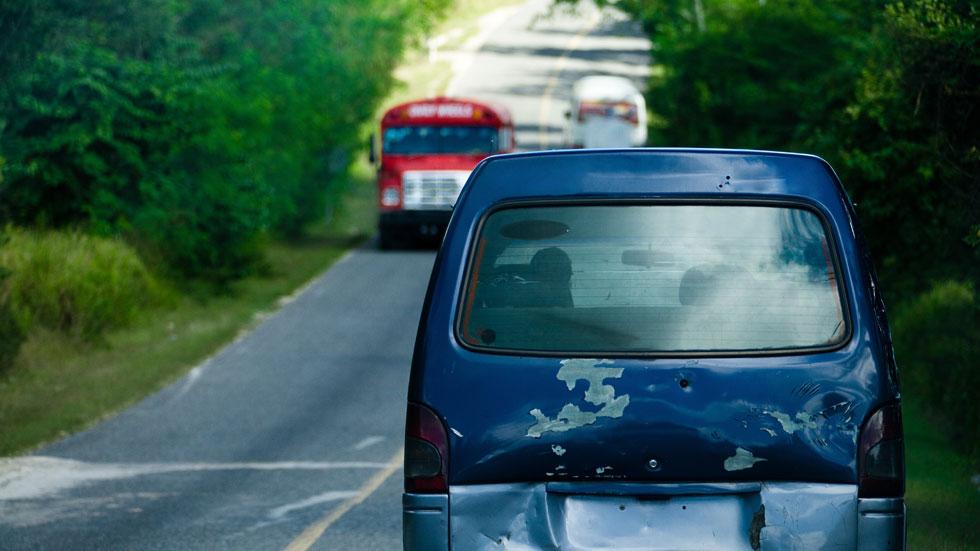 República Dominicana, el país más peligroso para los conductores