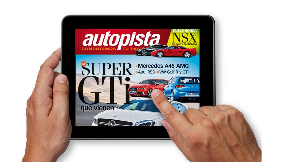 La revista Autopista ya está en el Apple Store