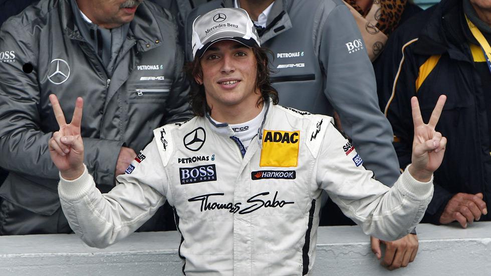 Internacional: Roberto Merhi debuta en el certamen Stock Car brasileño