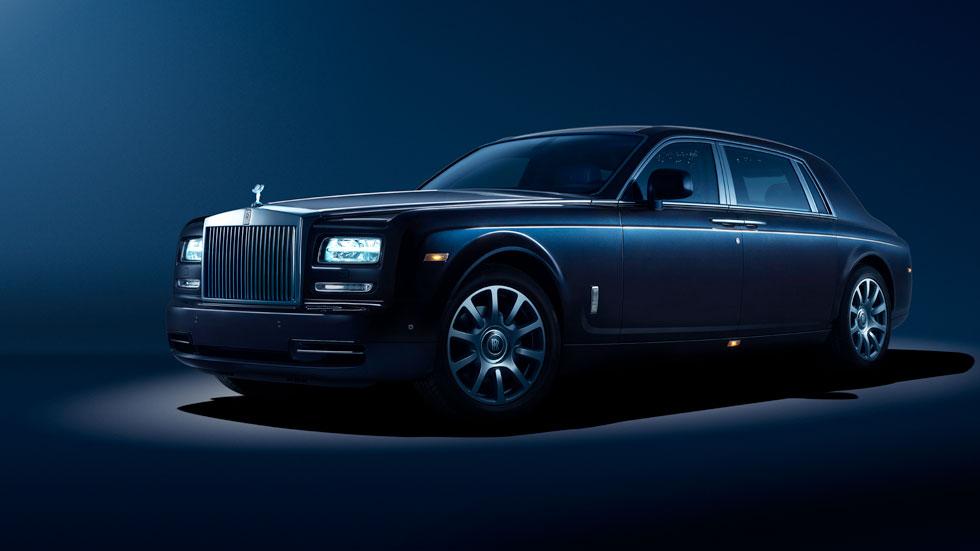Rolls-Royce Celestial Phantom, bajo las estrellas