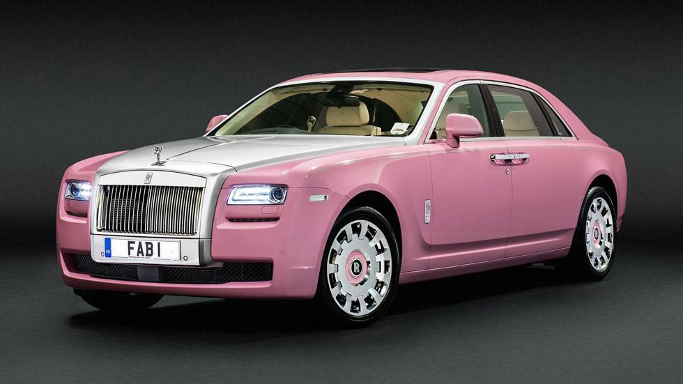 Rolls-Royce Ghost FAB1 Edition, el Rolls más solidario