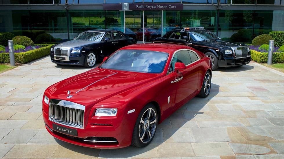 Nuevo Rolls-Royce descapotable a la vista para 2016