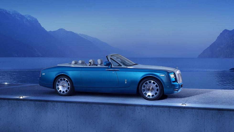 Rolls-Royce Phantom Drophead Coupé Waterspeed Collection