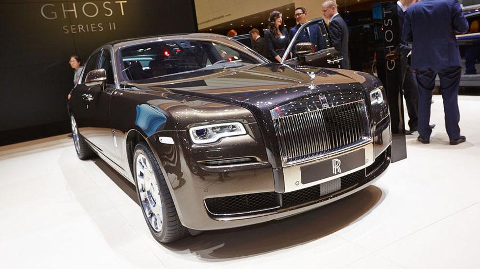 Rolls Royce Ghost Series II, mejor… si cabe