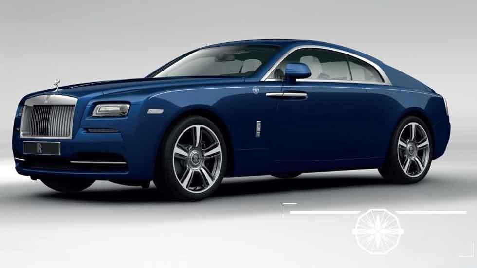 Rolls-Royce Wraith Porto Cervo, una edición especial para el verano