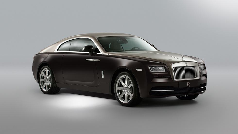 Rolls-Royce Wraith, el 'fantasma' más potente de la historia