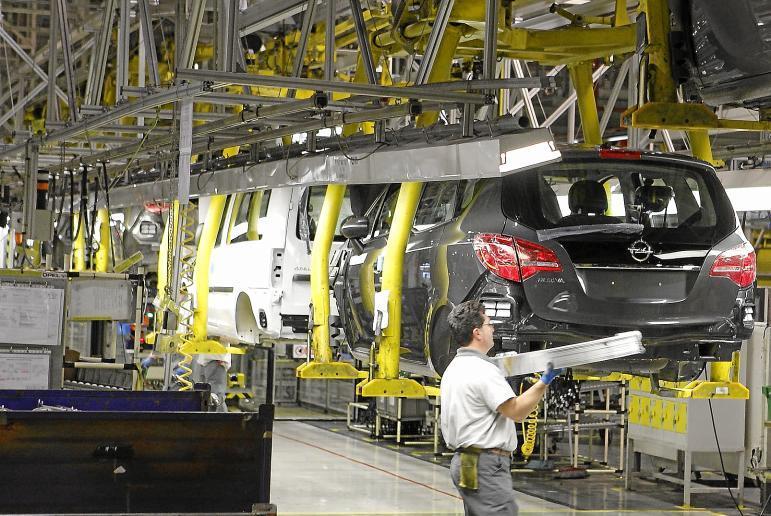 Rotas las negociaciones del convenio en Opel Figueruelas