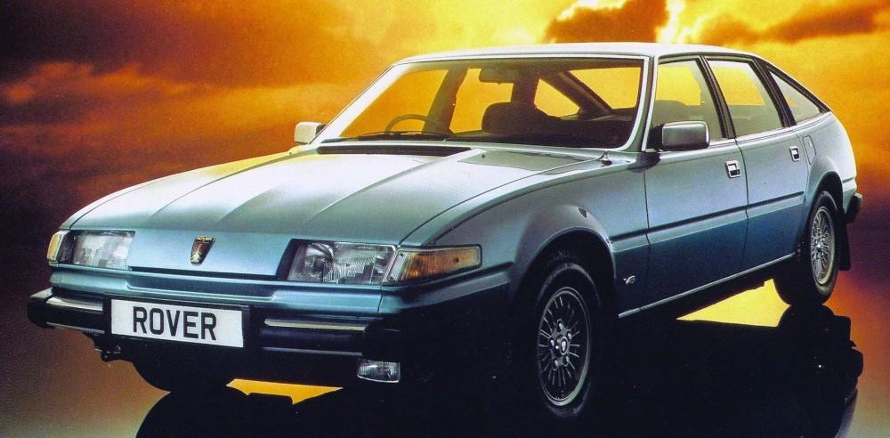 Rover 3500 (1977)