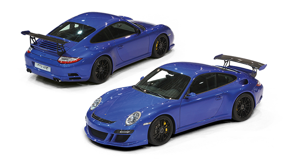 Ruf, el mejor de los Porsche