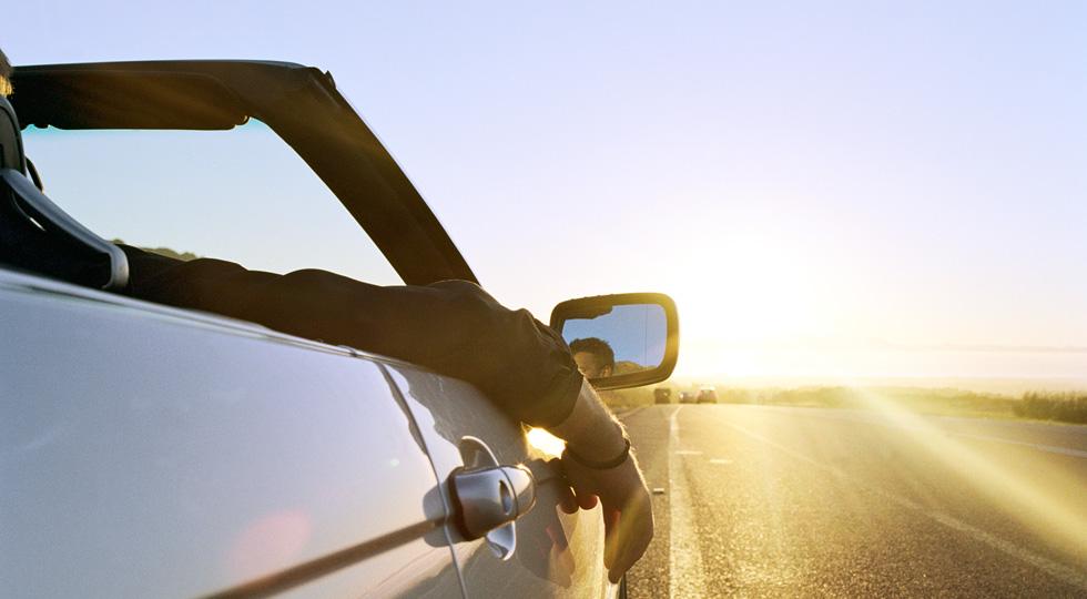 Salida de vía con vuelco, el accidente más común en verano
