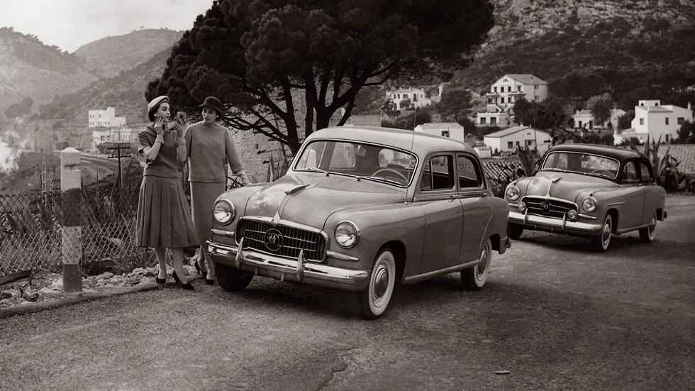 Seat celebra los 60 años de su primer coche, el 1400