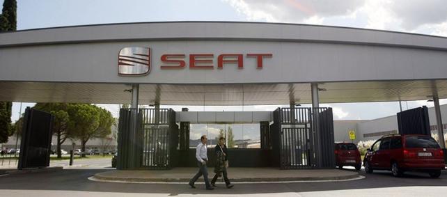 Seat: el ERE afectará a 427 empleados