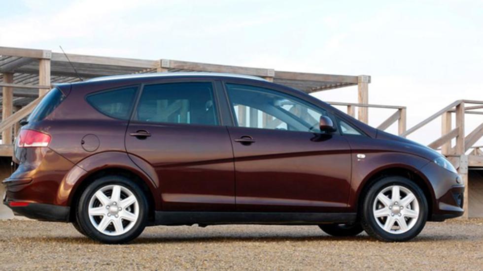 Seat Altea XL, el nuevo coche de Ana Botella