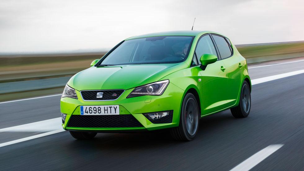Contacto: Seat Ibiza 1.4 TSI ACT, menos cilindros, menos consumo