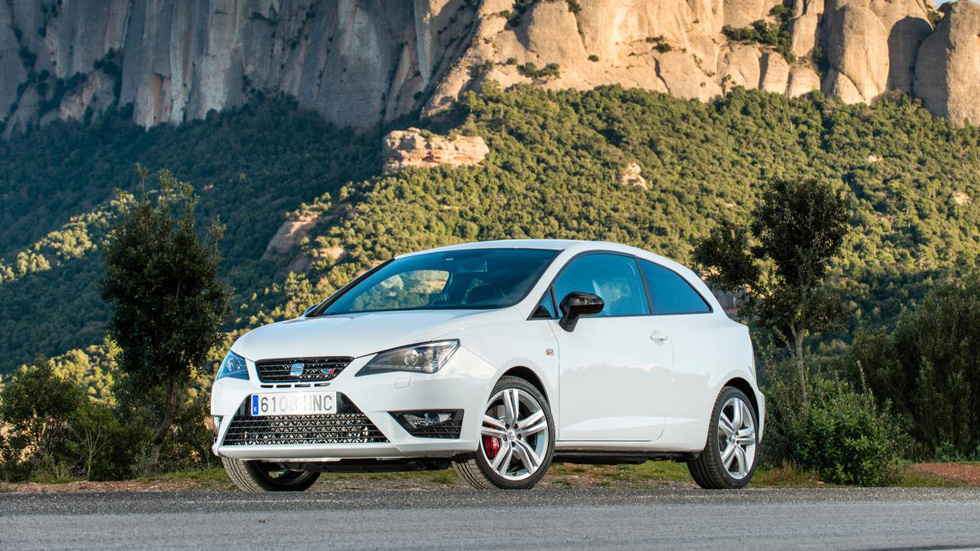 Seat Ibiza, uno de los diez coches mas vendidos de España