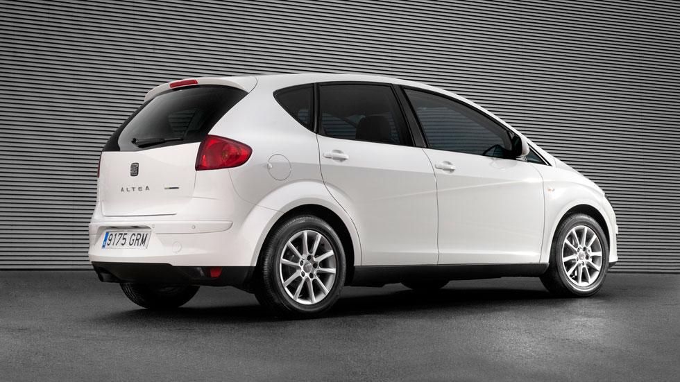 Seat Ibiza ST, Altea y Alhambra 4Kids, más por menos