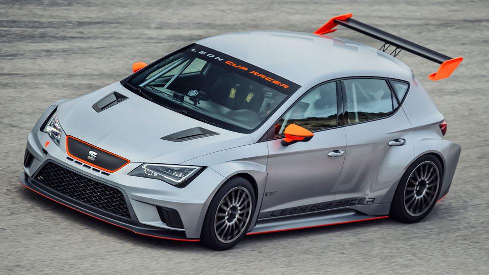 Seat León Cup Racer, el León de carreras