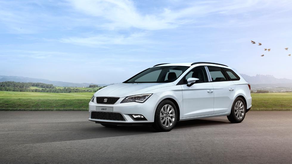 Seat León Ecomotive y León TGI, los leones más ecológicos