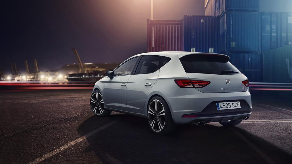 Seat León, el modelo más vendido en febrero