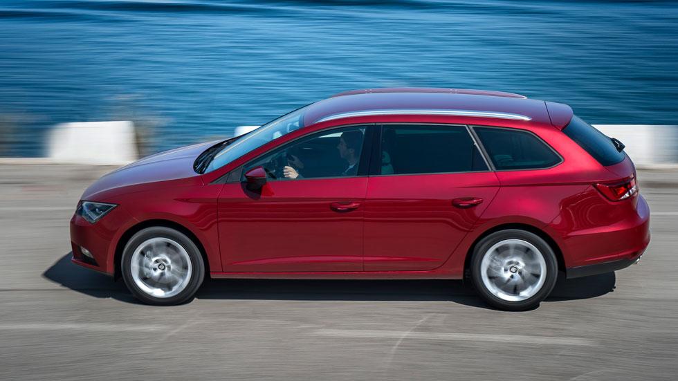 Contacto: Seat León ST 4Drive, tracción y atracción